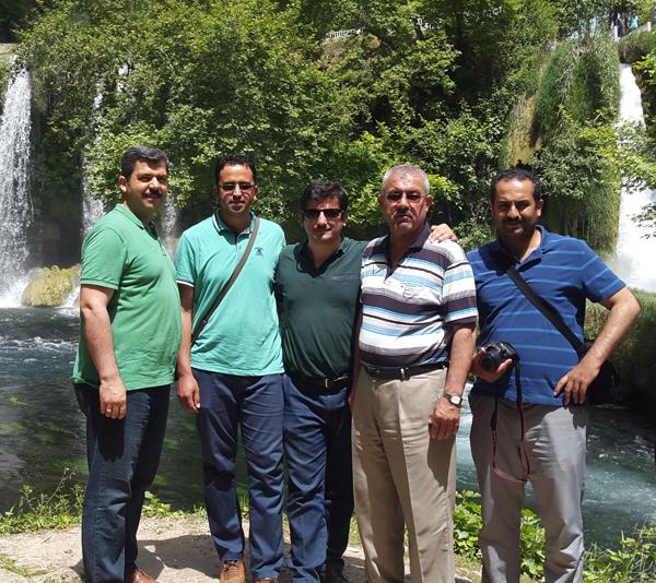 Aktif Eğitim Sen Kozan Üyelerinden Antalya Gezisi