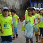 Kozan'da temiz çevre yürüyüşü